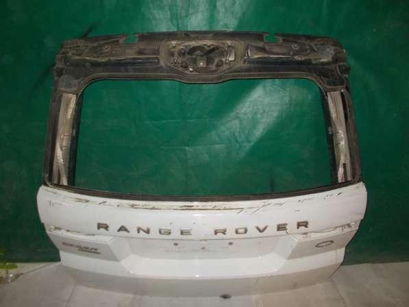 Крышка багажника Land Rover Sport 2