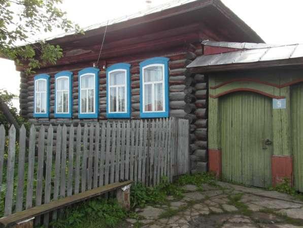 Продается жилой дом с надворными постройками, огород 13 сот