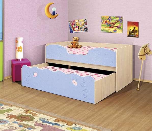 """Детская кровать """"Омега-11"""""""