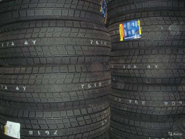 Новые японские Dunlop 275/55 R19 Winter Maxx SJ8