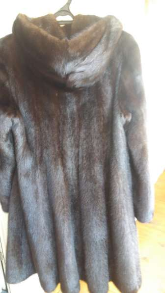 Продаю норковую шубку (скандинавская норка) в Йошкар-Оле фото 3