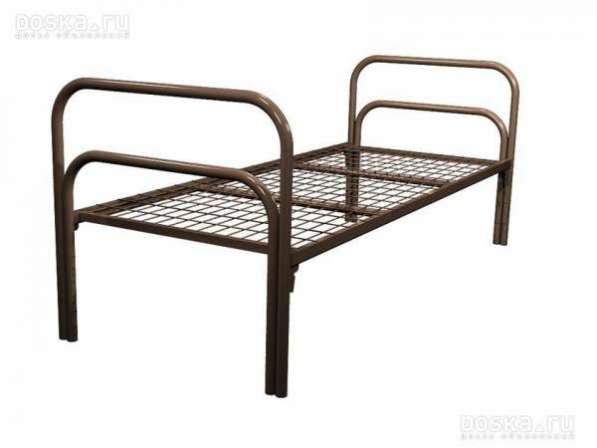 Металлические кровати для пансионата, детских лагерей, кровати армейские, кровати одноярусные и двухъярусные оптом от производителя. Оптом.