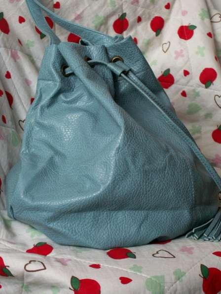 Женская сумочка-мешочек в Сургуте фото 3