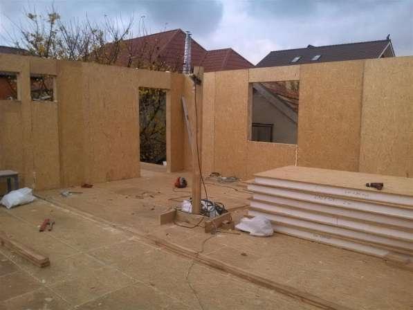 Строительство теплых домов СИП
