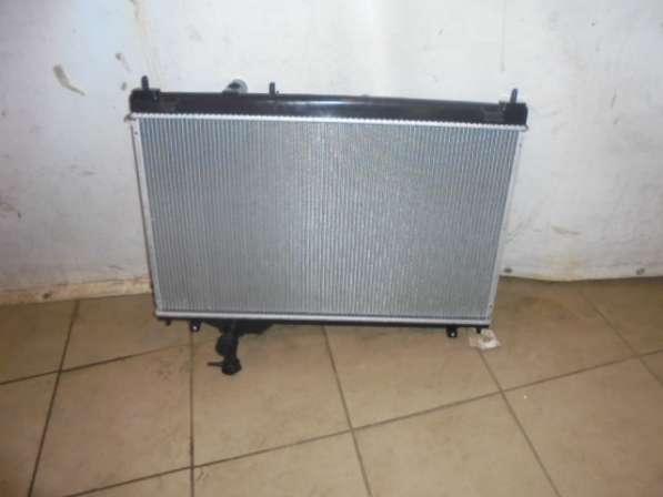 радиатор охлаждения аутлендер