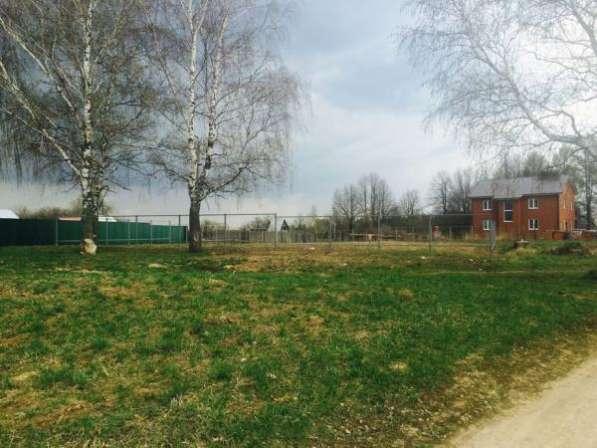 Продаю 6.7 сотки в пос. Красный балтиец, Можайский р-он 109 км от МКАД по Минскому шоссе.