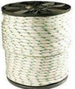 Веревка полипропиленовая с сердечником д.4 мм