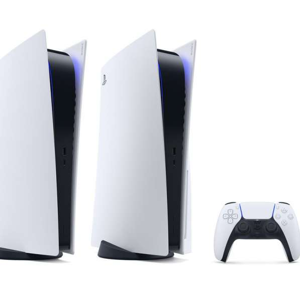 Совершенно новая консоль PS5 Sony PlayStation 5