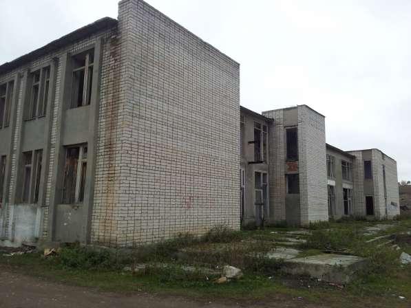 Продам здание под разбор 1512 м2 стройматериалы