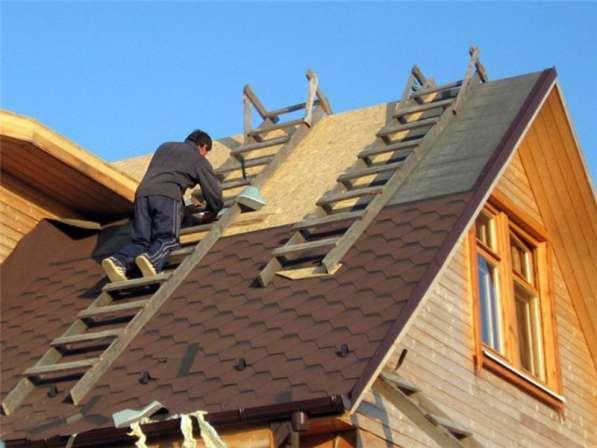 Крыши. Фассады.Отделка.Евроремонты.Ремонтно-строительные раб в Оренбурге фото 4