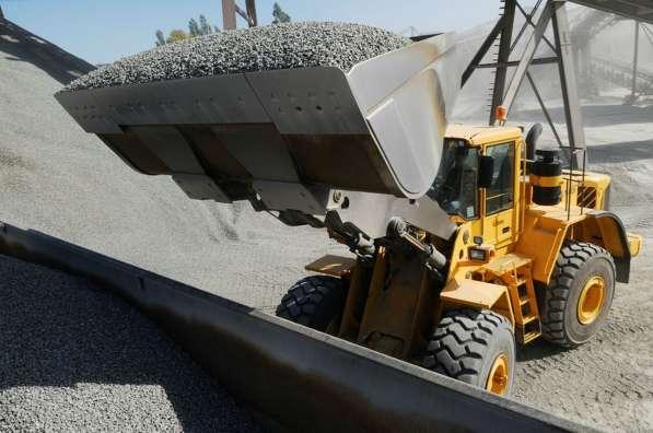 Щебень песок карбонат доломит бетон