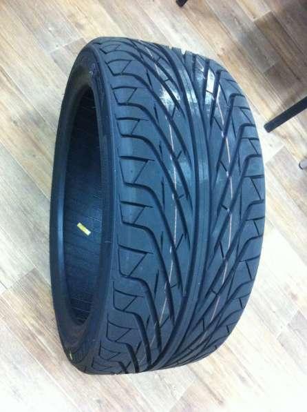 Новые шины 265/35R22
