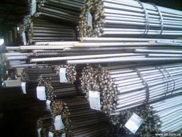 Продам арматуру, трубы круглые и профильные
