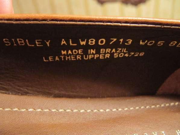 Туфли кожаные Ralph Lauren Vintage (Бразилия) в Москве фото 5