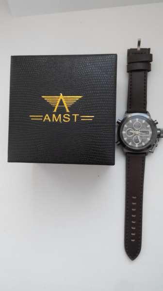 Элитные Часы АМСТ в Омске фото 5