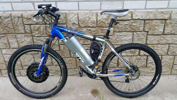 Электровелосипед TREK4300