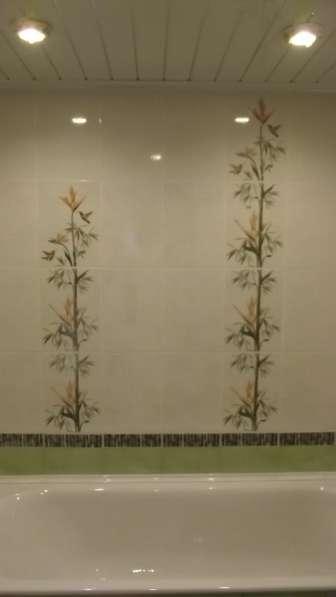 Ванная комната и туалет в частном доме