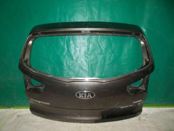 Kia Sportage 3 Крышка Багажника б/у оригинал
