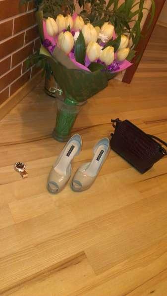Новые туфли kadandier