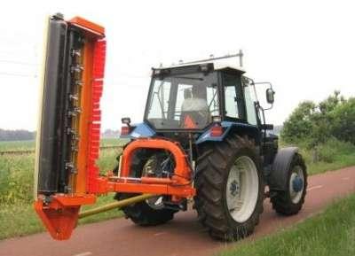 дорожную технику Agrimaster косилка для МТЗ