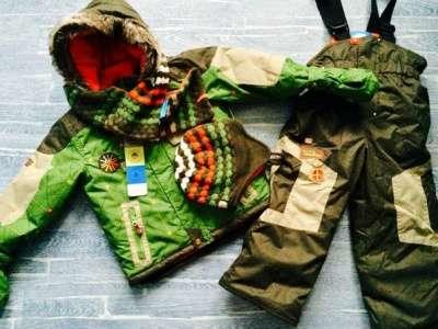 Новые зимние канадские костюмы Colimacon Канада зима