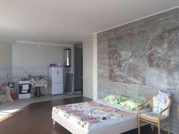 Видовая трехкомнатная квартира в Мисхоре