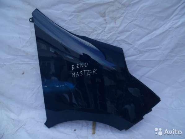 Крыло переднее правое Renault Master