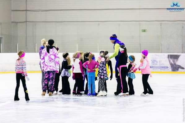 Ледовый комплекс «Арена Морозово» в Москве фото 3