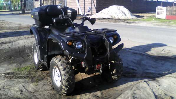 Квадроцикл Nissamaran 700