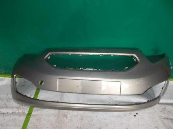 Продается передний бампер на Kia pikanto