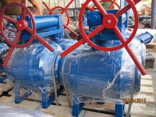 Запорное оборудование для трубопровода высокого давления