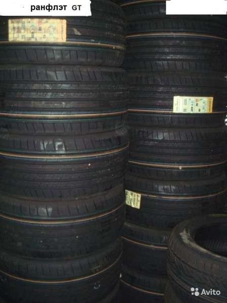 Новые ранфлэт 245 40 и 275 35 Dunlop GT ROF