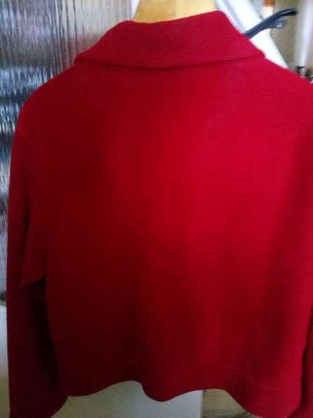 Женский жакет, куртка р-р 44-46,ткань флис, 15,0 руб в фото 3