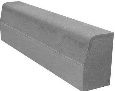 Бордюр бетонный дорожный