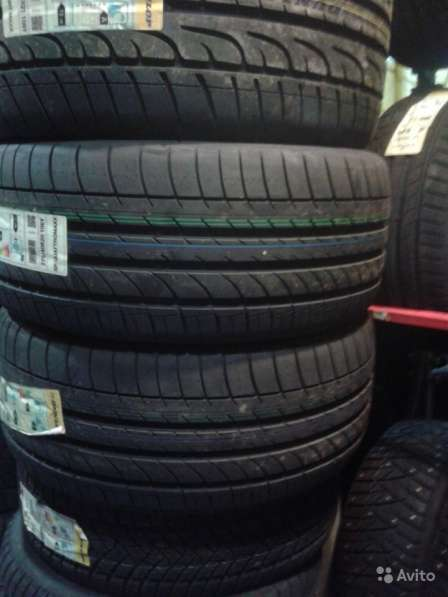 Новые немецкие Dunlop 255 55 R18 QuattroMaxx