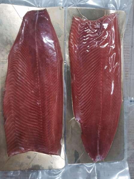 Филе лосося в Дмитрове