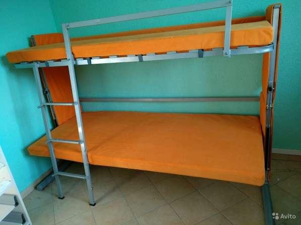 Диван кровать двухъярусная трансформер в Калининграде