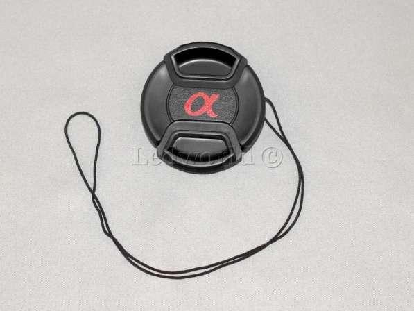Крышка со шнурком для Sony 49mm