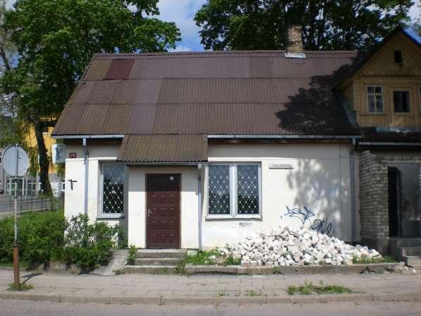 Дом-офис в Вильнюсе