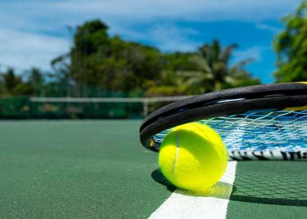Строительство теннисного корта качественно, по доступной цен в Екатеринбурге фото 5