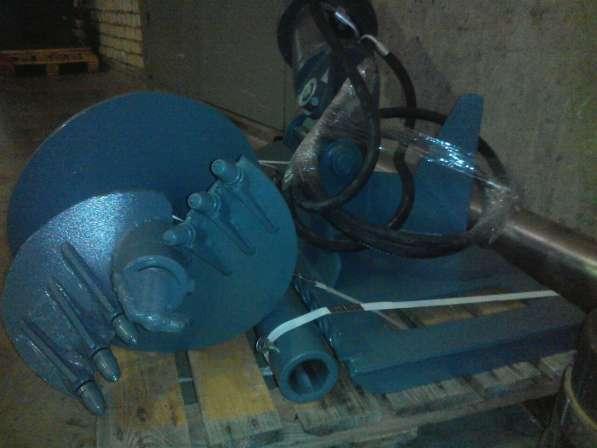 Буровая установка на мини-погрузчик (Bobcat,Case,NewHolland) в Москве