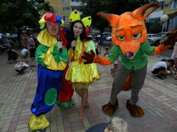 Детские праздники, контактный зоопарк(выездной),аниматоры в Краснодаре фото 3