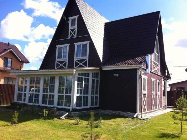 Продается Дом из бруса (3-х этажный)