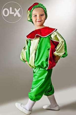 Карнавальний костюм кавун