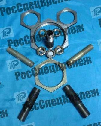 Контргайка стальная ГОСТ 8968-75