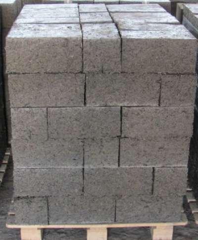 Блоки арболитовые. Плитка тротуарная.