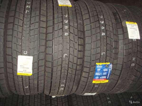 Новые японские Dunlop 265 45 R21 Winter Maxx SJ8