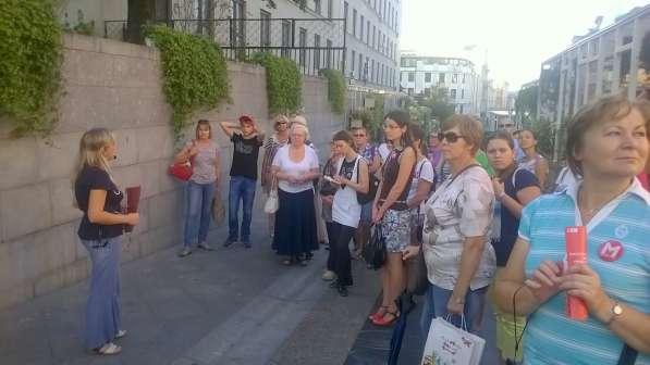 Экскурсии по Москве, для тех, кто любит город душою и пешком