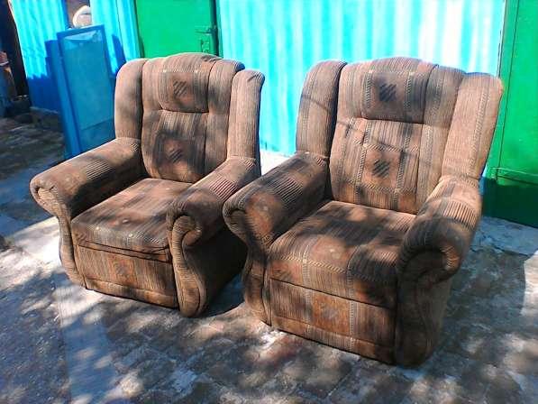 Кресла разборные