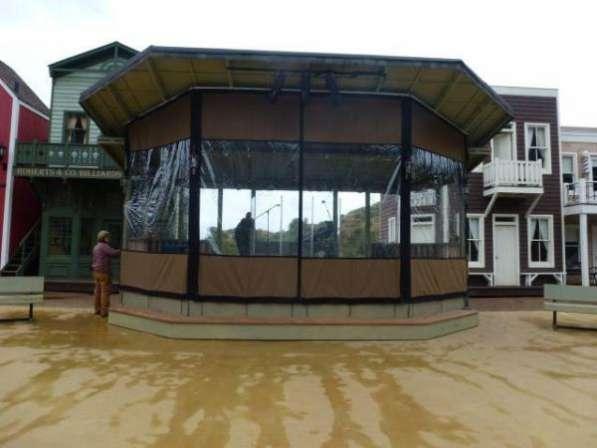 Уличные шторы для террас и веранд дома и дачи